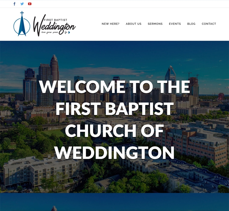 First Baptist Church of Weddington